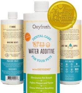 Oxyfresh Dental Care Water Additive