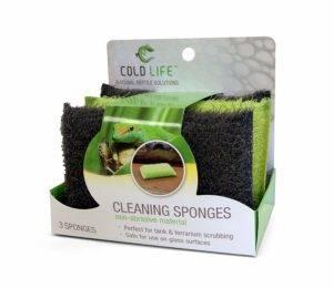 Bearded Dragon Tank Cleaner Sponges