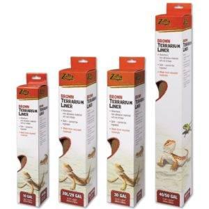 Supplies for Bearded Dragon Terrarium Substrate